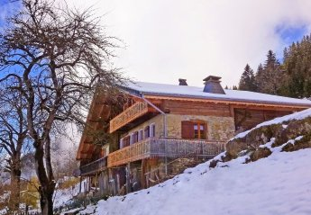 4 bedroom Chalet for rent in Chatel