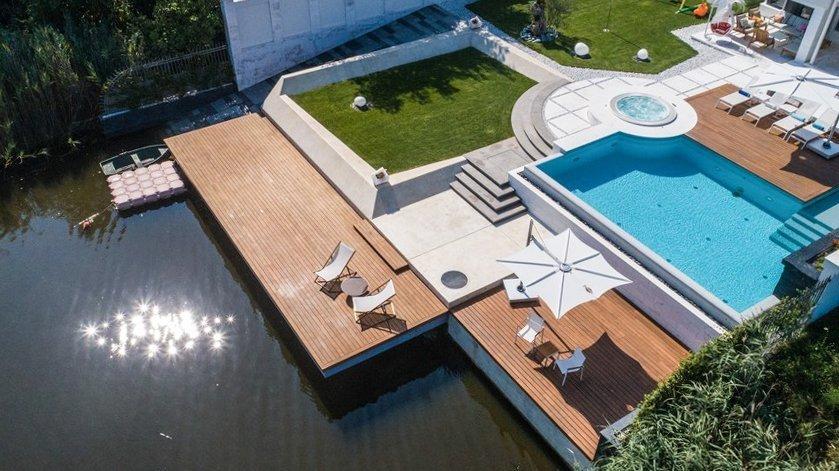 Owners abroad Villa Andjela