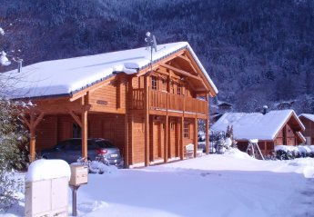 5 bedroom Chalet for rent in St Jean d'Aulps