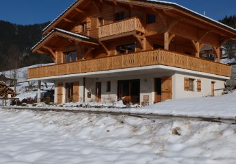3 bedroom Apartment for rent in St Jean d'Aulps