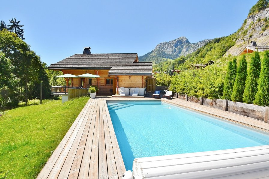 Chalet in France, Le Grand-Bornand