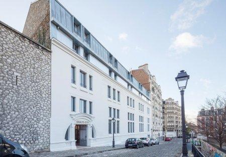 Studio Apartment in Clignancourt, Paris