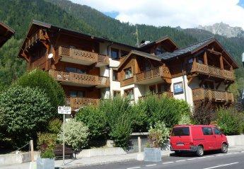 5 bedroom Apartment for rent in Chamonix