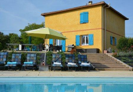 Villa in Piquecos, the South of France