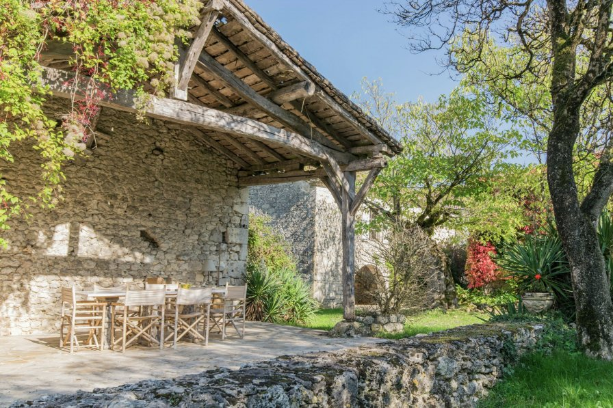 Villa in France, Roquecor