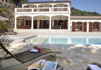 6 bedroom Villa for rent in Ste Maxime
