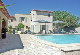 Villa in Saint-Tropez, the South of France