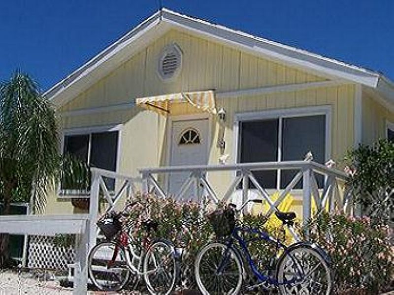 Cottage in Bahamas, Great Exuma Island: The Yellow Elder