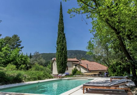 Villa in Claviers, the South of France