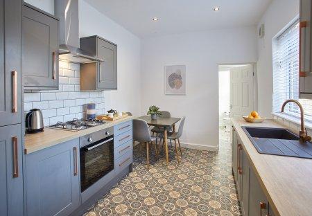 Apartment in Saltburn, Marske And New Marske, England
