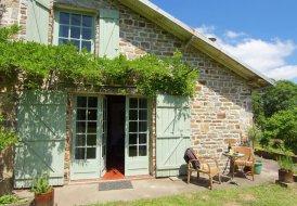 Cottage in Le Chalard, France