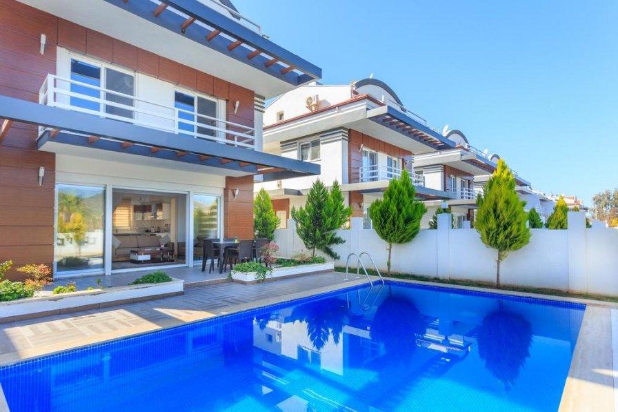 Villa in Turkey, Kergi