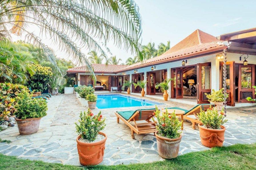 Owners abroad Villa Hosea