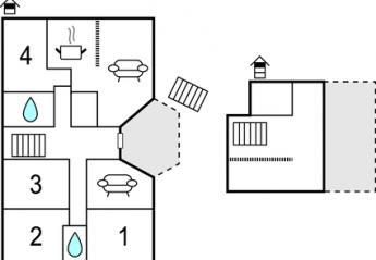 4 bedroom Villa for rent in Iznajar