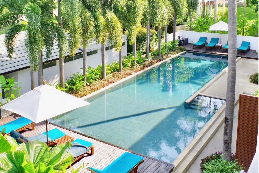 Apartment in Thailand, Choeng Mon