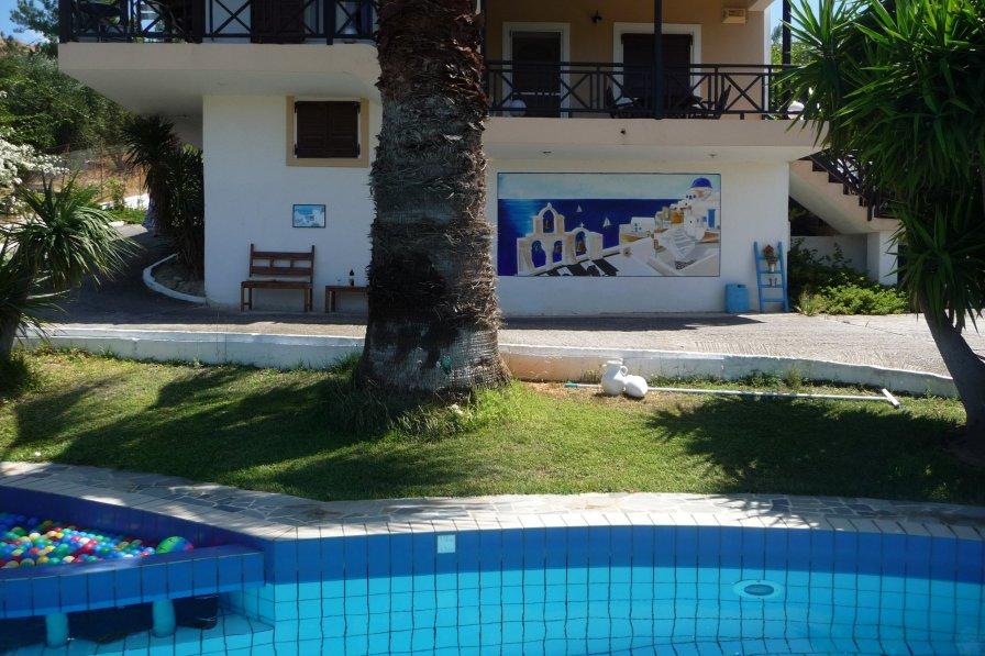 Villa in Greece, Tsagkaraki