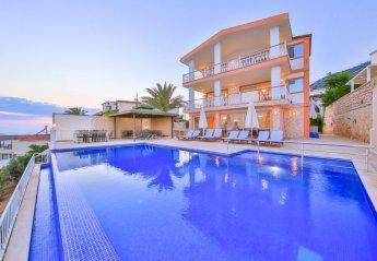 6 bedroom Villa for rent in Kalkan