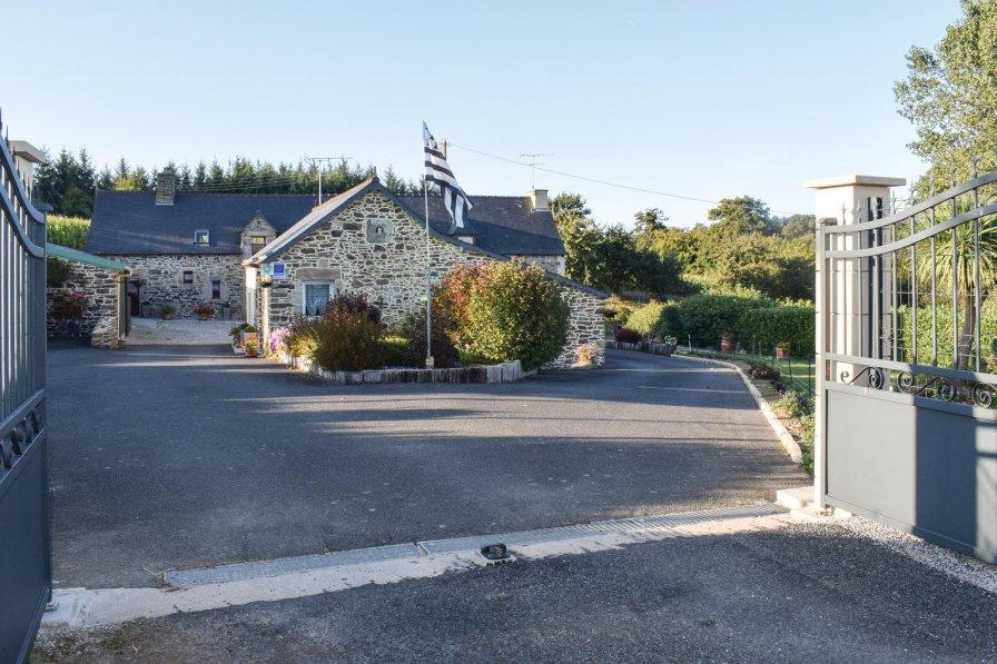 Holiday villa in Plouguenast, France