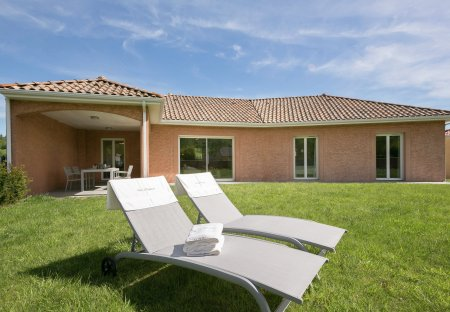 Villa in Pic du Ger, the South of France