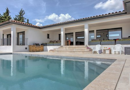 Villa in Azille, the South of France