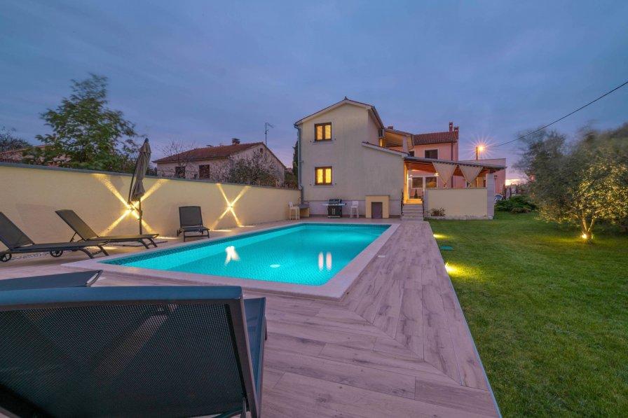 House in Croatia, Vintijan