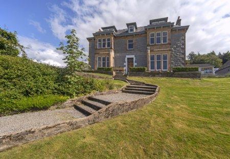 Chateau in Oban North, Scotland