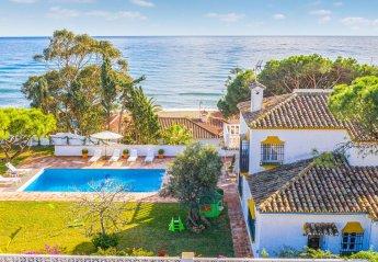 6 bedroom Villa for rent in Marbella