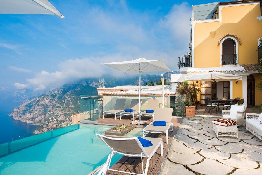 Villa in Italy, Nocelle