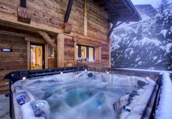 7 bedroom Chalet for rent in Morzine