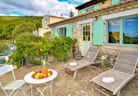 Villa in Cornillon, the South of France