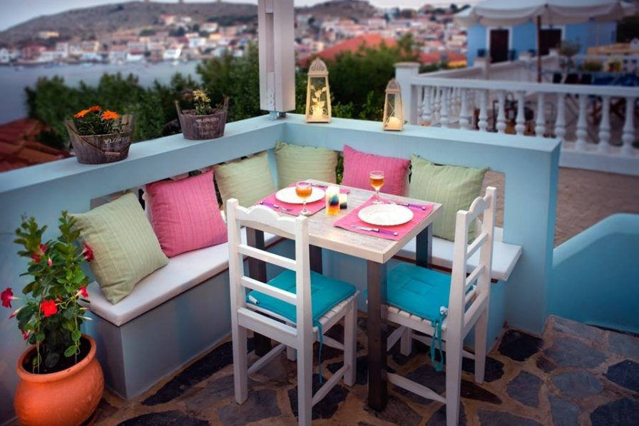 House in Greece, Halki