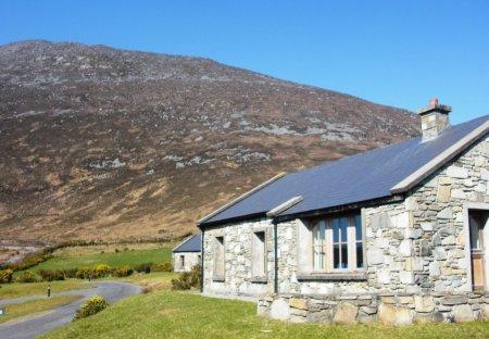 House in Doogort, Ireland