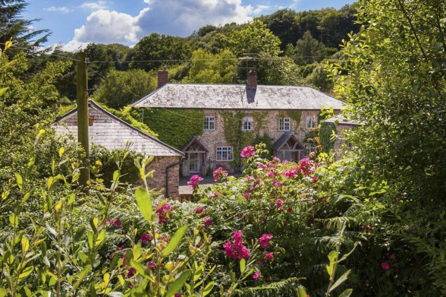 Cottage in United Kingdom, Combe Raleigh
