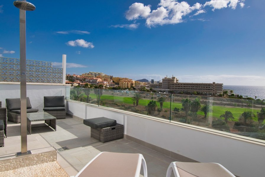 Penthouse apartment in Spain, Amarilla Golf