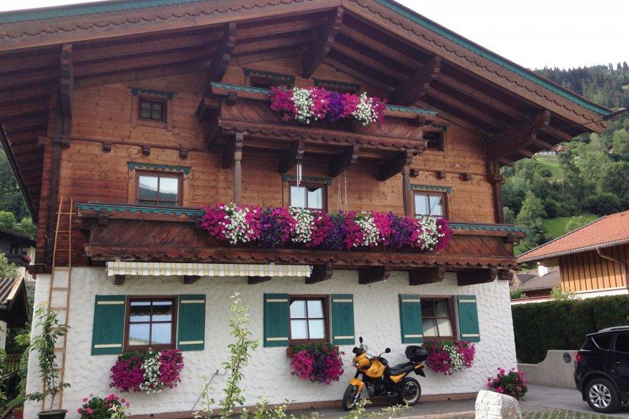 Apartment in Austria, Bramberg