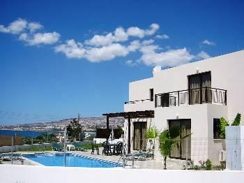 Villa in Cyprus, Kissonerga: The Villa
