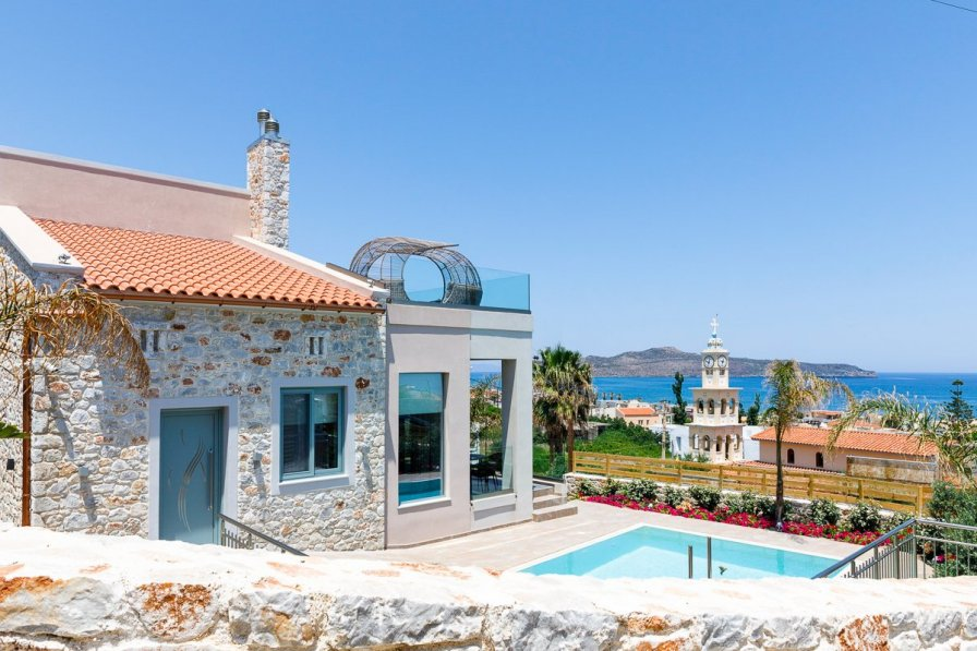 Owners abroad Villa Pano