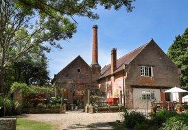 Cottage in Beaulieu, England