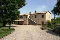 Villa in Italy, Orvieto Area: View of the villa