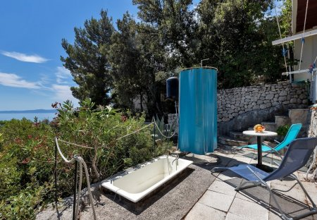 Studio Apartment in Krvavica, Croatia