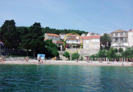 Apartment in Korčula, Croatia