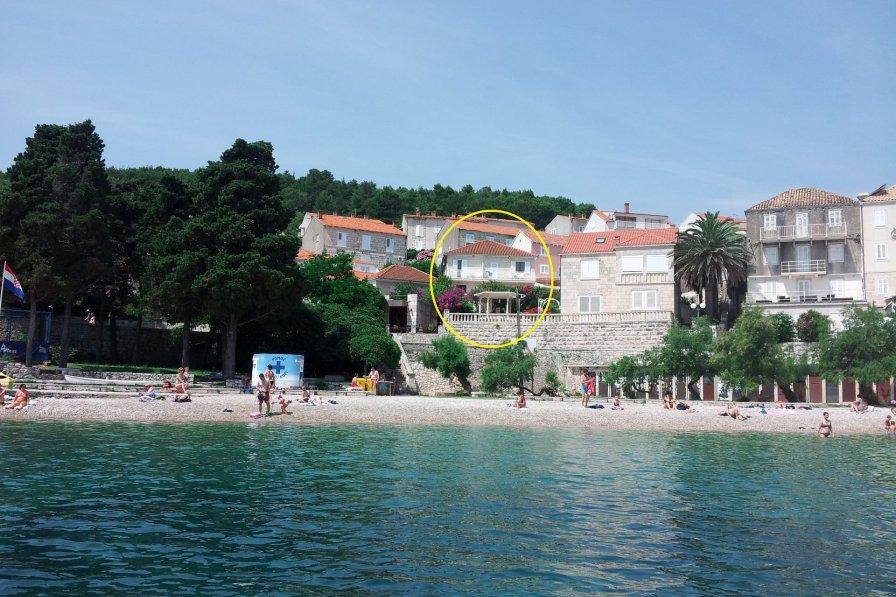 Apartment in Croatia, Korčula