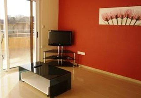 Apartment in Nissi Beach, Cyprus: Lounge