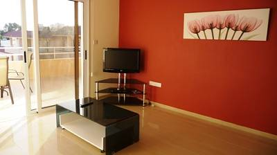 Apartment in Cyprus, Nissi Beach: Lounge