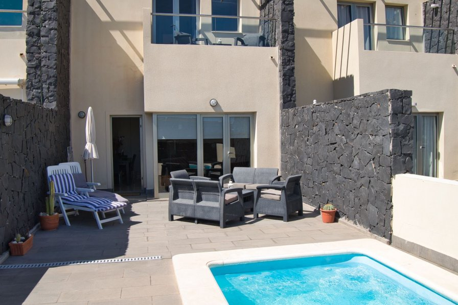 Owners abroad Sun Bay Villas, Lovely 3 bed villa with private pool & sea views