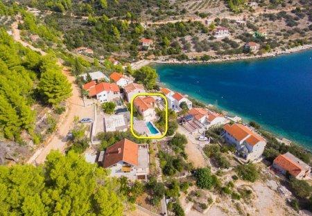 House in Vela Luka, Croatia