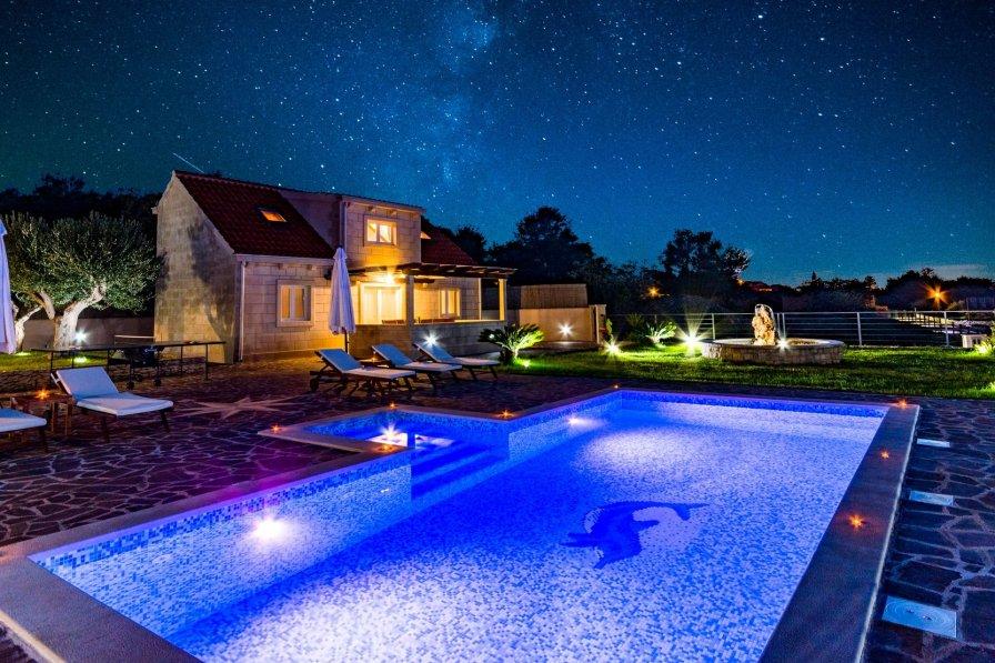 House in Croatia, Supetar
