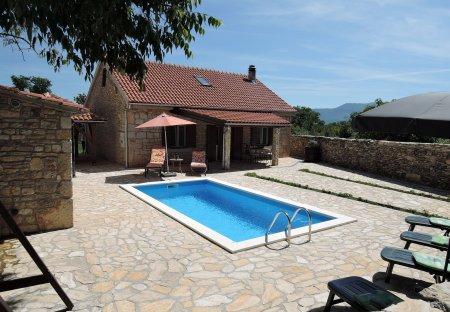 House in Bogatić, Croatia