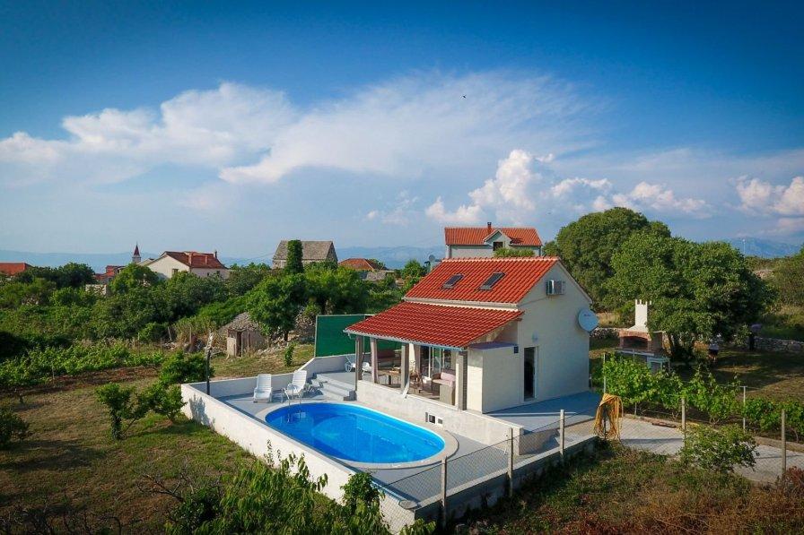 House in Croatia, Mirca