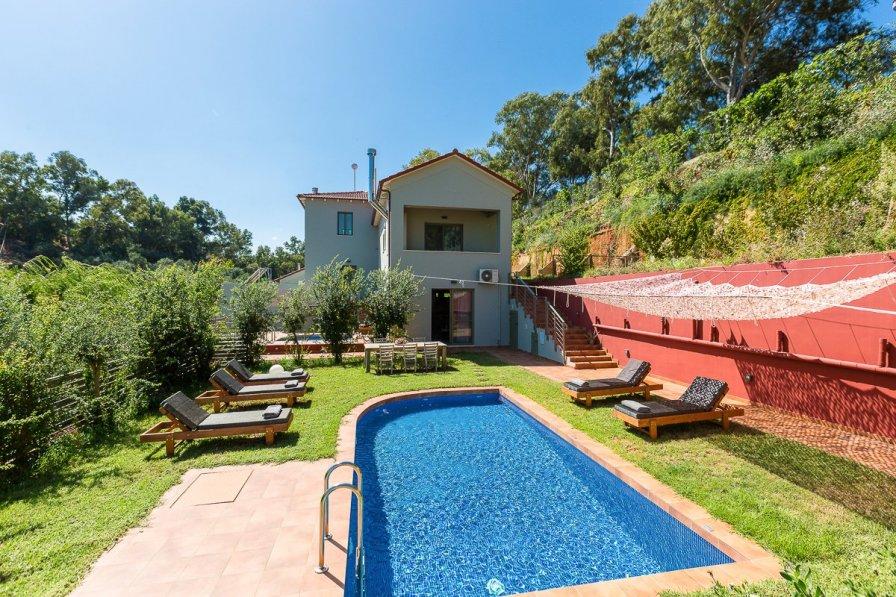 Owners abroad Villa Cressida